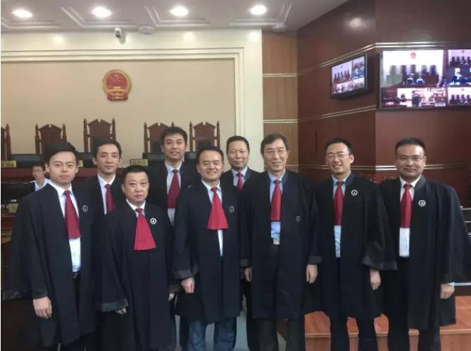 缪新华一家五口蒙冤14年之久的重大冤案,终获平反昭雪,刘平律师参与承办